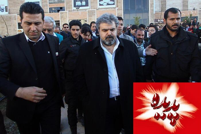 محسن پهلوان مدیرعامل سابق «پدیده شاندیز» بازداشت شد