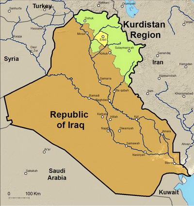 Image result for اقلیم کردستان عراق